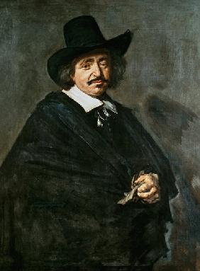 Portrait of a man c.1654-55