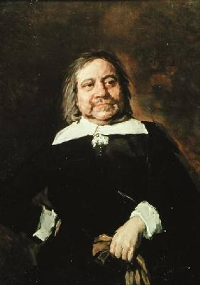 Portrait of William Croes c.1660