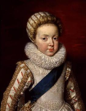 Gaston d'Orleans (1608-60) as a Child