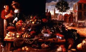 The Fruit Stall c.1640