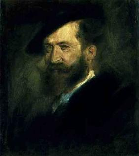 Portrait of the Artist Wilhelm Busch (1832-1908) c.1878