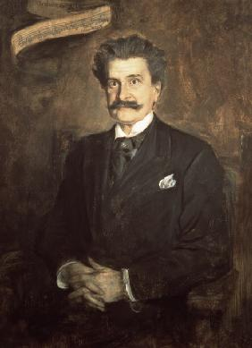 Johann Strauss the Younger 1895