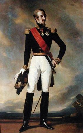 Louis-Charles-Philippe of Orleans (1814-96) Duke of Nemours 1843