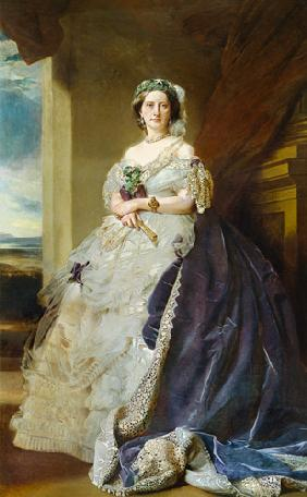 Portrait of Lady Middleton (1824-1901) 1863