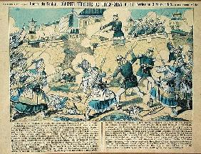 Defence of Tuyen Quang, 14th February 1885