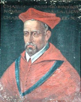 Portrait of Cardinal Charl...