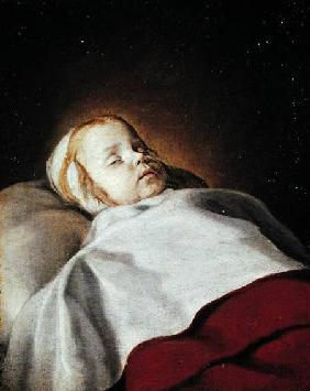 Portrait of a Dead Child c.1650