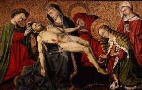 The Tarascon Pieta, Provencal School