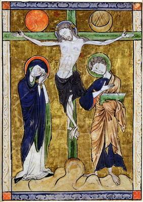 The Crucifixion, from a Ps...