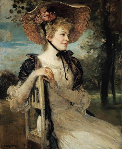 George D Green Paintings