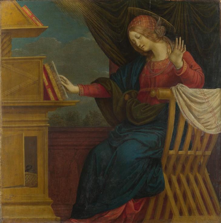 madonna tafel vom altarbild die verk n gaudenzio. Black Bedroom Furniture Sets. Home Design Ideas