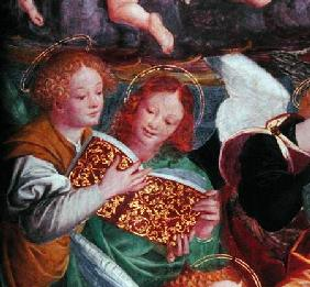 The Concert of Angels 1534-36