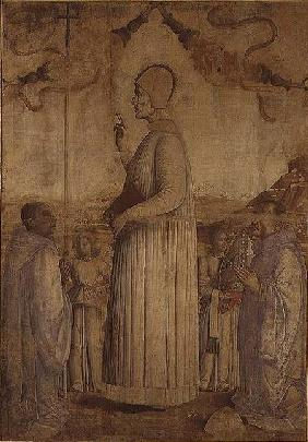 The Blessed Lorenzo Giustini 1455