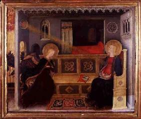 The Annunciation c.1419