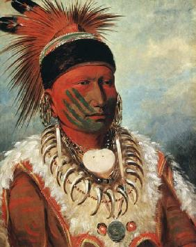 'White Cloud', Chief of the Iowas 1844-45