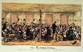 The Ragged School, West Street (previously Chick Lane), Smithfield
