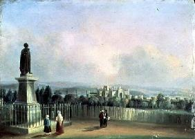 View of Old Government House, Sydney c.1843-60