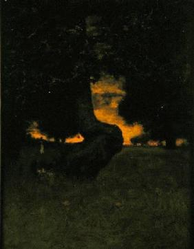 Sundown c.1889