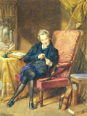 Portrait of William Wilberforce (1759-1833) 1833
