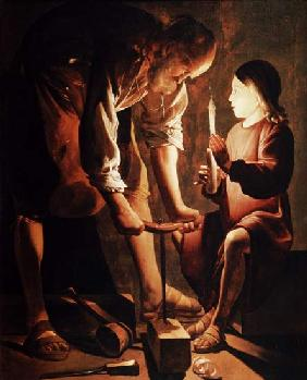 St. Joseph, the Carpenter