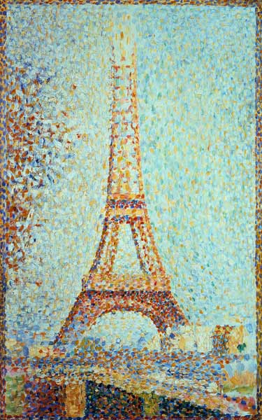 Seurat Most Famous Painting