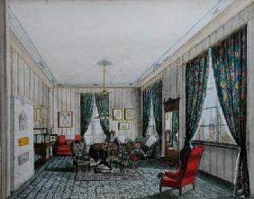 A Drawing Room Interior c.1855  on
