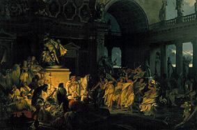 Was ist eine römische Orgie