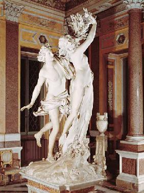 Apollo and Daphne 1622-25