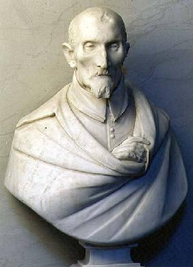 Bust of Antonio Coppola 1612