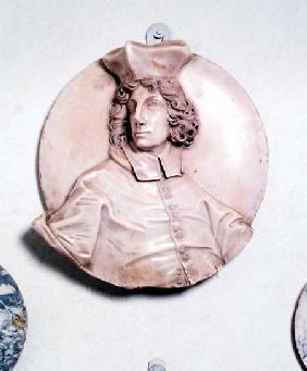 Relief portrait of Rinaldo d'Este