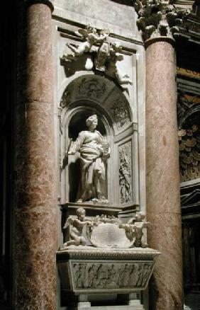 Sepulchre of Matilda the Great Countess (1046-1115) 1633