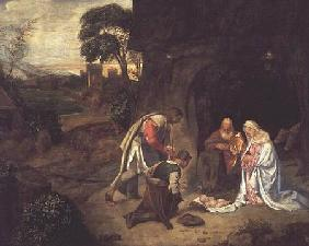 Adoration of the Shepherds 1510