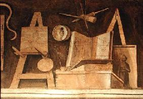 Painting: Various Instruments