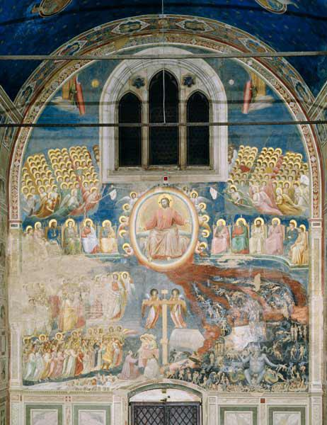 Giotto, Juengstes Gericht (Padua)