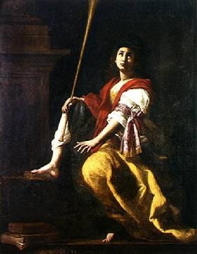 Clio, Muse of History 1624