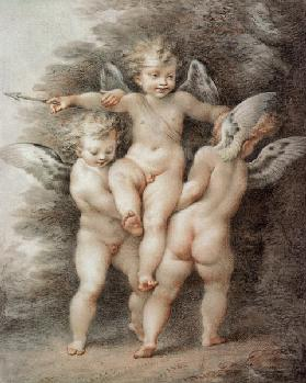 Three Cupids