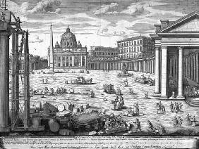 View of St. Peter''s, Rome