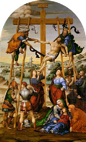 Descent from the Cross c.1505-10