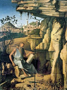 St. Jerome in the Desert 1480-87