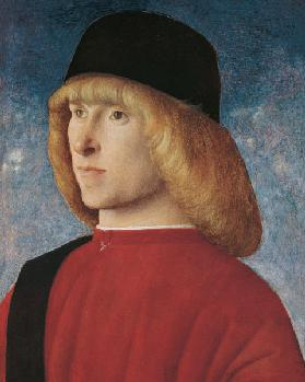 Portrait of a Young Senator 1485-90