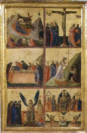 Scenes from the Passion (panel)