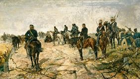 The Battle Lines 1884