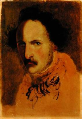 Portrait of Gaetano Donizetti (1797-1848)