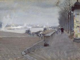 The Seine at Paris