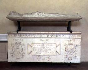 Funerary Monument to Vincenzo Trinci