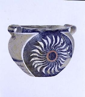 Cup from the Palace at Phaestos, 2000-1700 BC