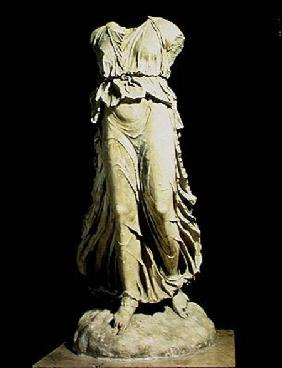 Figure of Nike, personification of Victory