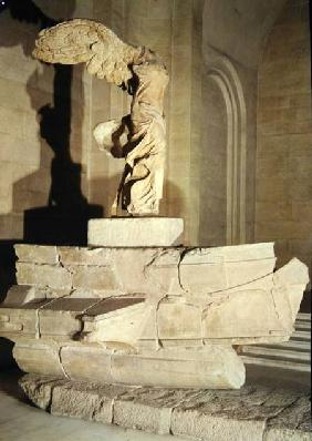 The Victory of Samothrace