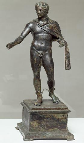 Hermes, found during the underwater excavations at Mahdia c.100 BC