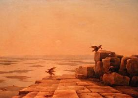 Overflow of the Nile 1842